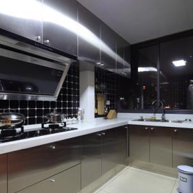 混搭三居廚房效果圖片