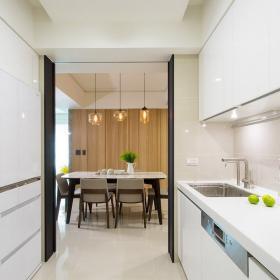 完善的廚房空間