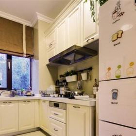 混搭兩居室廚房裝修設計美圖