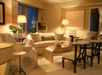 90平米时尚欧式风格两居室客厅沙发图片
