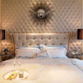 歐式古典三室臥室裝修效果圖