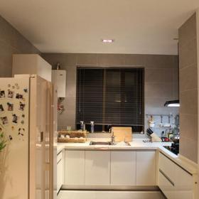 兩室一廳簡約廚房效果圖