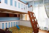 儿童房的颜色有人让有清新之感
