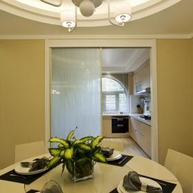 125平復式現代簡美風格裝修—餐廳