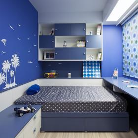 100平美家設計之兒童房裝修效果圖