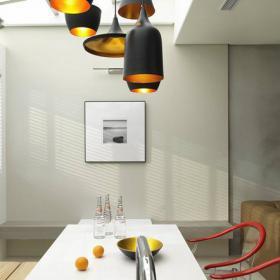 餐廳-結合端景手法賦予立面視覺主題