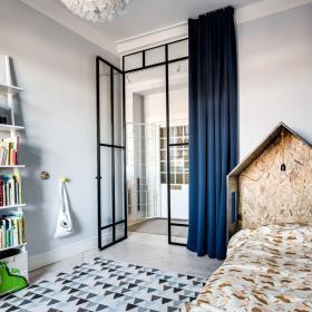 小戶型簡約風兒童房臥室設計