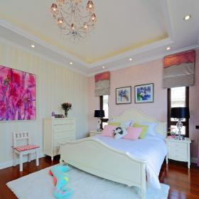 190平方混搭風格別墅之兒童房裝飾效果圖