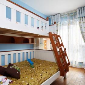 兒童房的顏色有人讓有清新之感