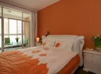 130平米混搭風三居之臥室裝飾效果展示