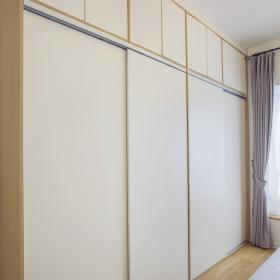 舒適減壓北歐風兩居臥室衣柜設計