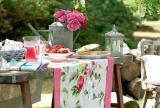 別墅田園入戶花園庭院是野餐做好的地方效果圖大全