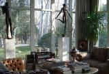 周平松別墅設計理念及要點—庭院與室內關系關聯效果圖大全