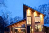 房間歐式風格3層別墅現代簡潔原木色家居裝修效果圖