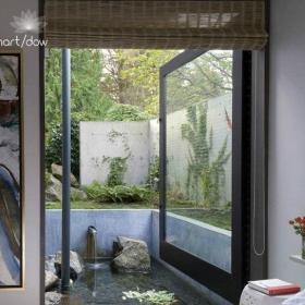美式风格别墅原木色富裕型140平米以上卧室设计效果图