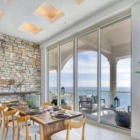 现代简约风格公寓小清新原木色阁楼改造效果图