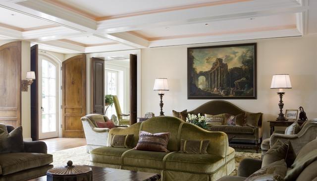 欧式风格家具2018别墅简单实用原木色家居沙发背景墙设计图纸效果图