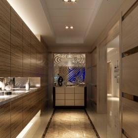 現代簡約二居室衛生間吊頂裝修效果圖大全