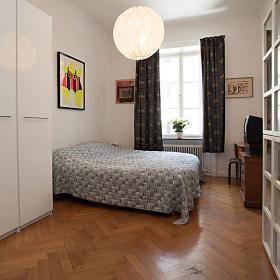 60平米功能性小戶型臥室裝修效果圖