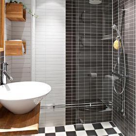 小戶型淋浴房設計圖片