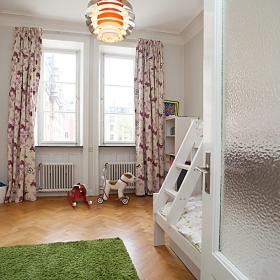 60平米功能性小戶型兒童房裝修效果圖