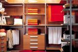 橙色家居收纳小户型衣柜暖黄的现代衣帽间是现代生活的好朋友效果图欣赏