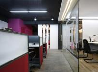 现代简约风格办公室隔断装修图片现代简约风格办公家具图片装修效果图