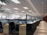 现代简约风格办公室隔断装修效果图现代简约风格办公家具图片