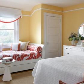 門窗簾化妝鏡窗簾床榻榻米現代簡約風格臥室飄窗裝修圖片現代簡約風格家居擺件圖片裝修效果圖