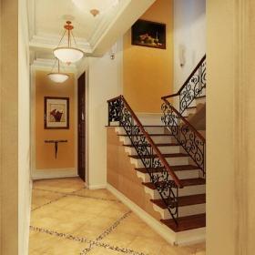 別墅過道新古典歐式走廊效果圖欣賞