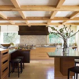现代简约风格农村别墅厨房墙面装修效果图现代简约风格整体橱柜?#35745;? /></a> <div class=