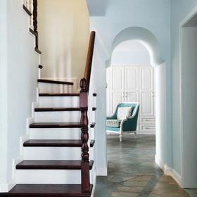 200平米以上大氣220平歐式風格樓梯裝修圖片效果圖