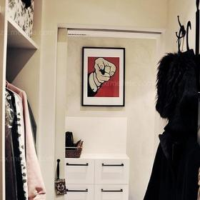 家居收纳现代创意生活用品衣柜小户型独立衣帽间装修设计效果图大全