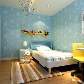 歐式家居收納簡歐風格兒童房裝修效果圖