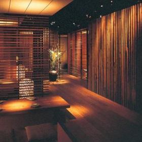 日式风格餐馆装修效果图日式风格餐台图片
