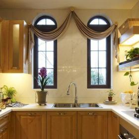 东南亚风格二居室厨房灯具装修效果图大全