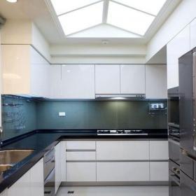 混搭風格四居室廚房燈具裝修效果圖欣賞