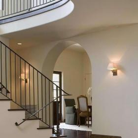 簡約美式樓梯裝修圖效果圖