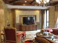 歐式古典客廳實拍圖效果圖大全