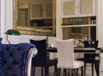 家居歐式古典餐廳圖大全效果圖