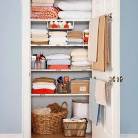 北欧一居单身公寓衣帽间嵌入式衣柜设计,小户型的最佳技巧效果图