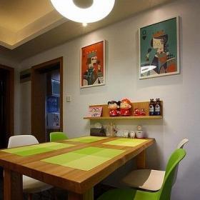 混搭宜家风格餐厅设计效果图
