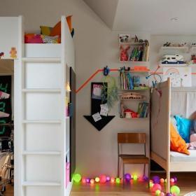 家居60款賞心悅目的宜家風格兒童房效果圖