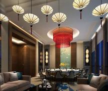 现代星级酒店客房起居室图片欣赏效果图
