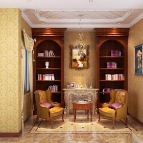 卧室欧式奢华风格起居室装修效果图