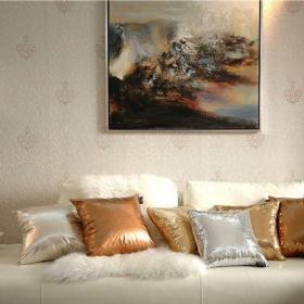 中式风格二居室客厅吧台装修效果图大全