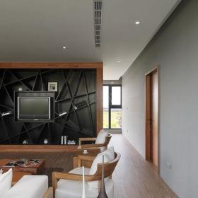 起居室电视墙_1532244效果图欣赏