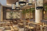 昆明中式重慶老火鍋店設計案例