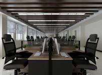 現代風格辦公室設計案例