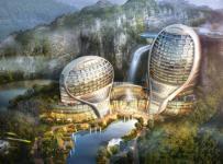江苏南京蜂巢酒店工装设计效果图案例